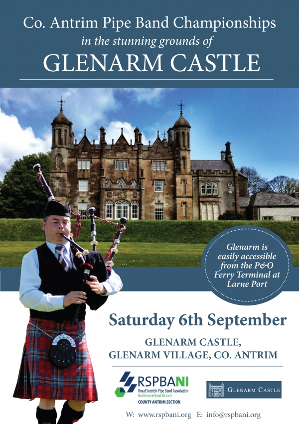 glenarm dating From the top you can enjoy fine views not only of the garden itself but the sea to the north and glenarm castle's park to the south sculpture by angela sykes angela sykes, later countess of antrim, was the present earl's mother and a talented artist.